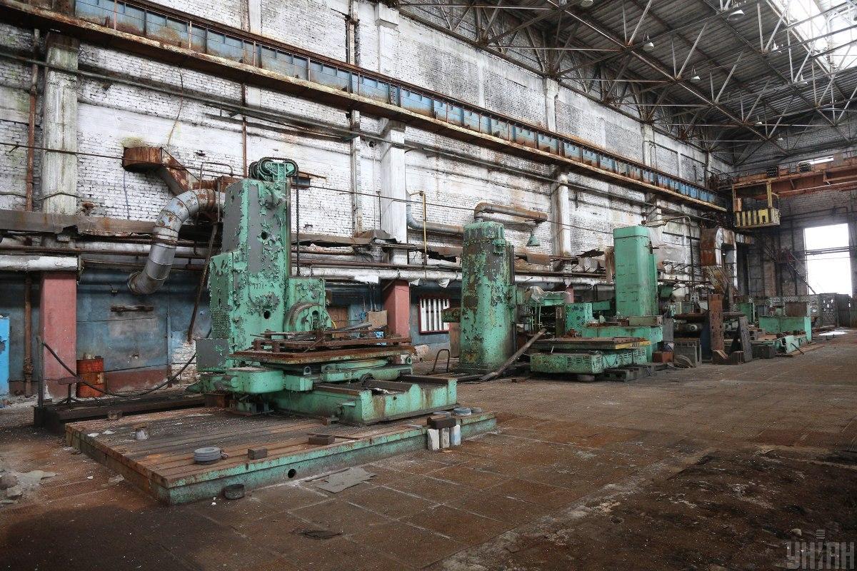 Перший київський машинобудівний завод / фото УНІАН, Віктор Ковальчук