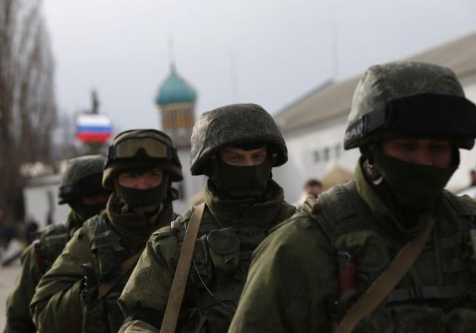 Российские войска стягивают к границам Украины / фото REUTERS