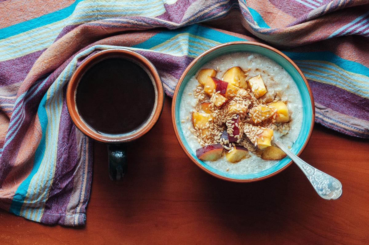 Идеальная каша для завтрака / ua.depositphotos.com