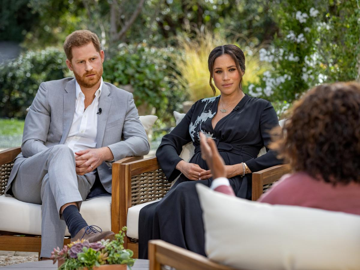 Журнал считает, что герцог и герцогиня Сассекские помогают всему миру / фото - REUTERS