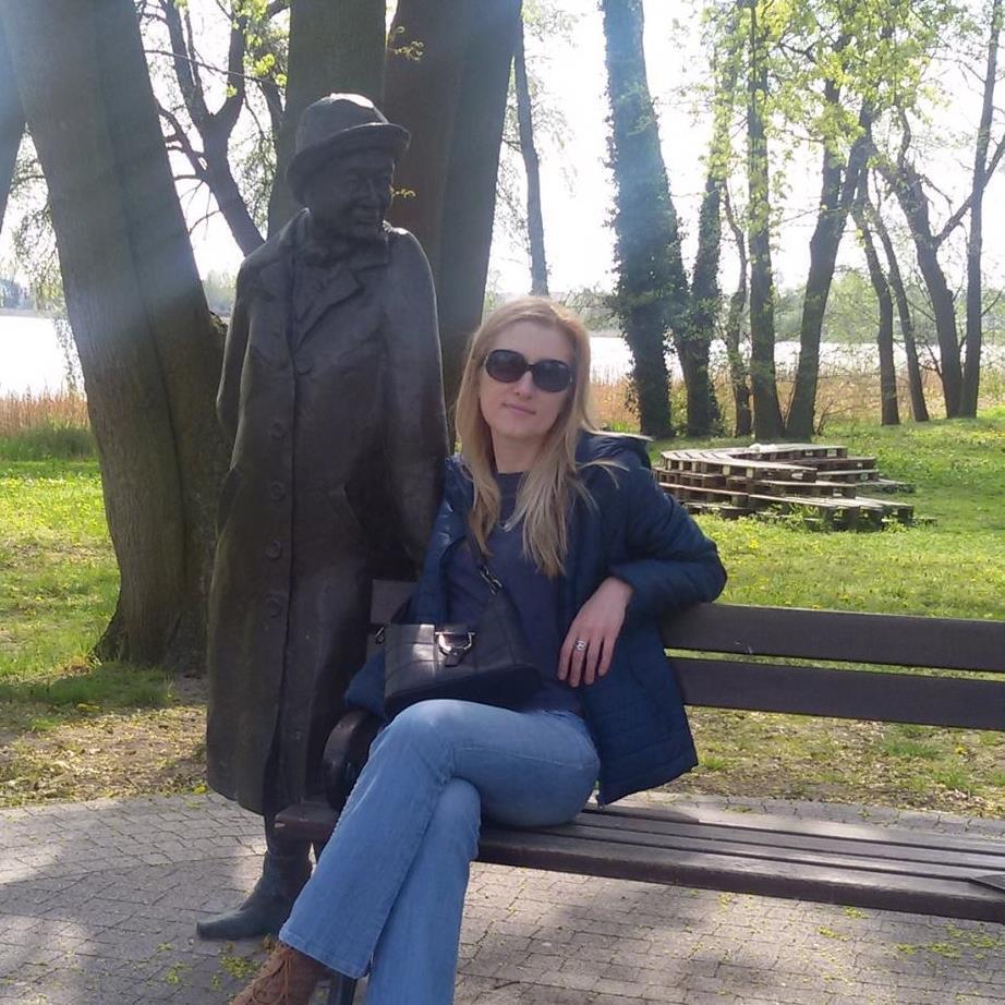 Українка Марія Гутор, яка проживає в Познані, розповіла УНІАН, як Польща переживає жорсткий карантин / фото героїні з Facebook