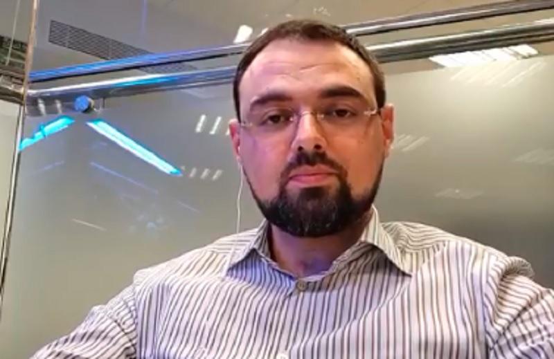 В'ячеслав Мішалов - депутат з Дніпра задекларував мільярд доларів у біткоїнах / facebook.com/M1shalov