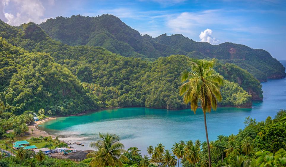 Сент-Винсент и Гренадин - независимое государство вКарибском море \ travels-guide