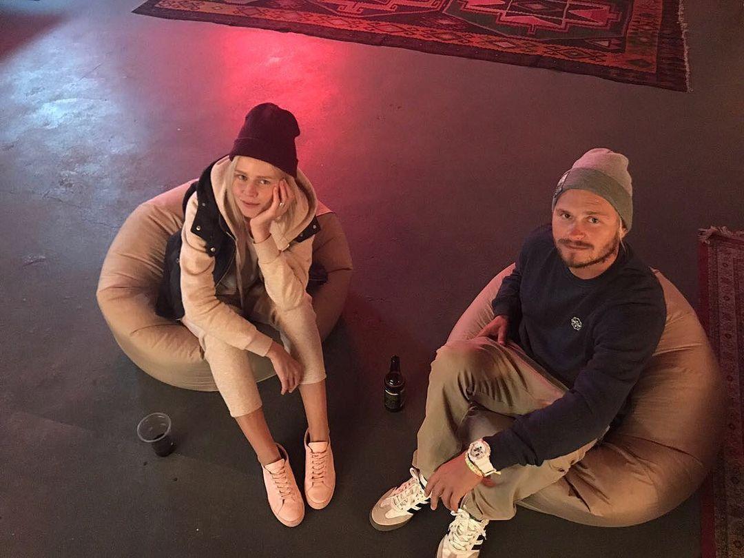 Катерина Кузнєцова вдруге виходить заміж за Максима Апліна / фото instagram.com/katykino
