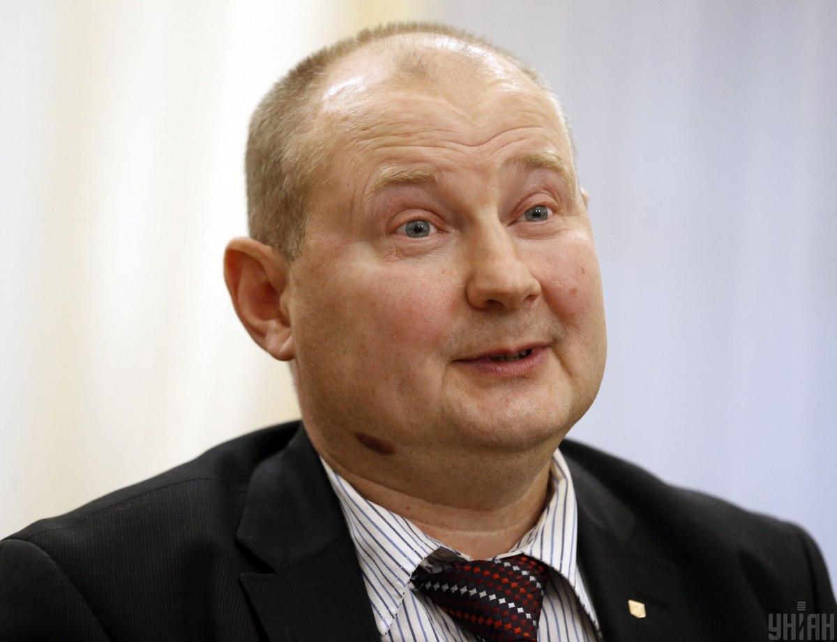 Чаус розповів у суді про викрадення / фото УНІАН, Владислав Мусієнко