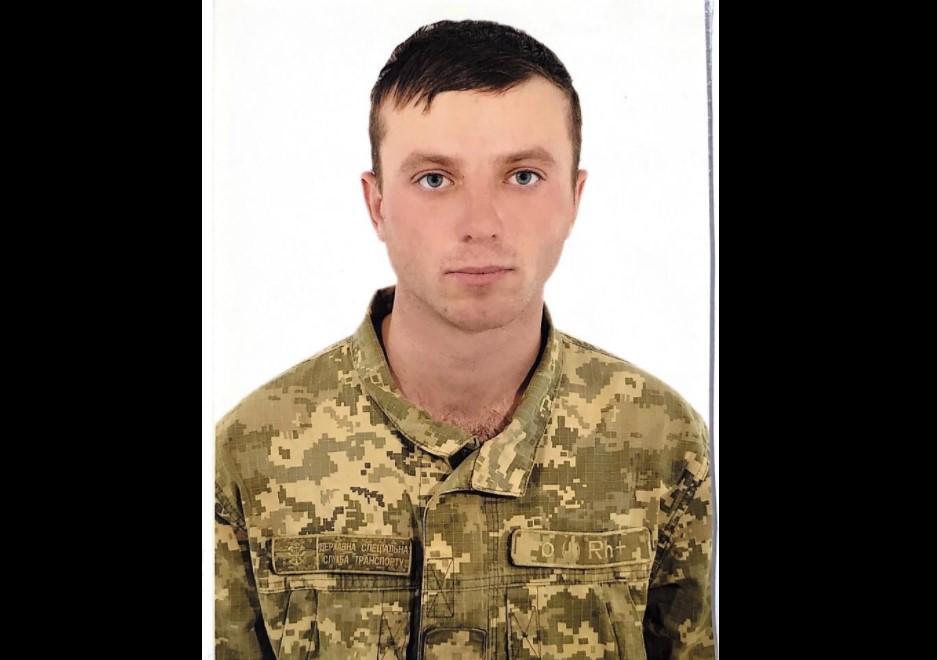 Денис Юшко погиб на фронте / фото Николаевская ОГА