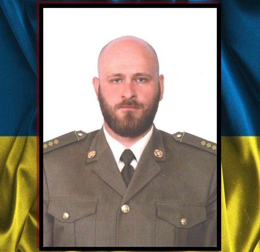 Военный погиб во время вражеского обстрела 6 апреля / фото Черниговской ОГА