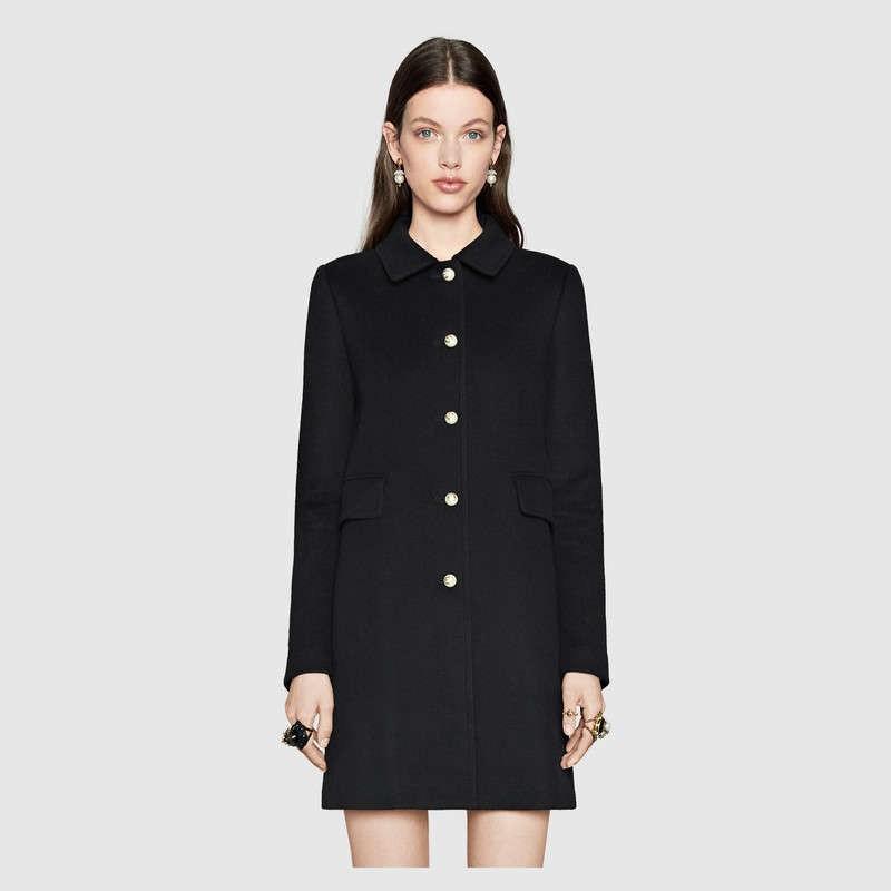 Класичне пальто 2021 / фото pinterest.com
