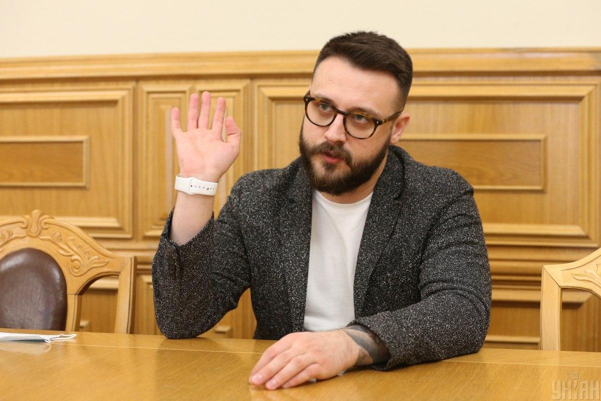 """Мстислав Банік:""""в """"Дії""""оновлені дані будуть з'являтися автоматично"""" / фото УНІАН, Віктор Ковальчук"""