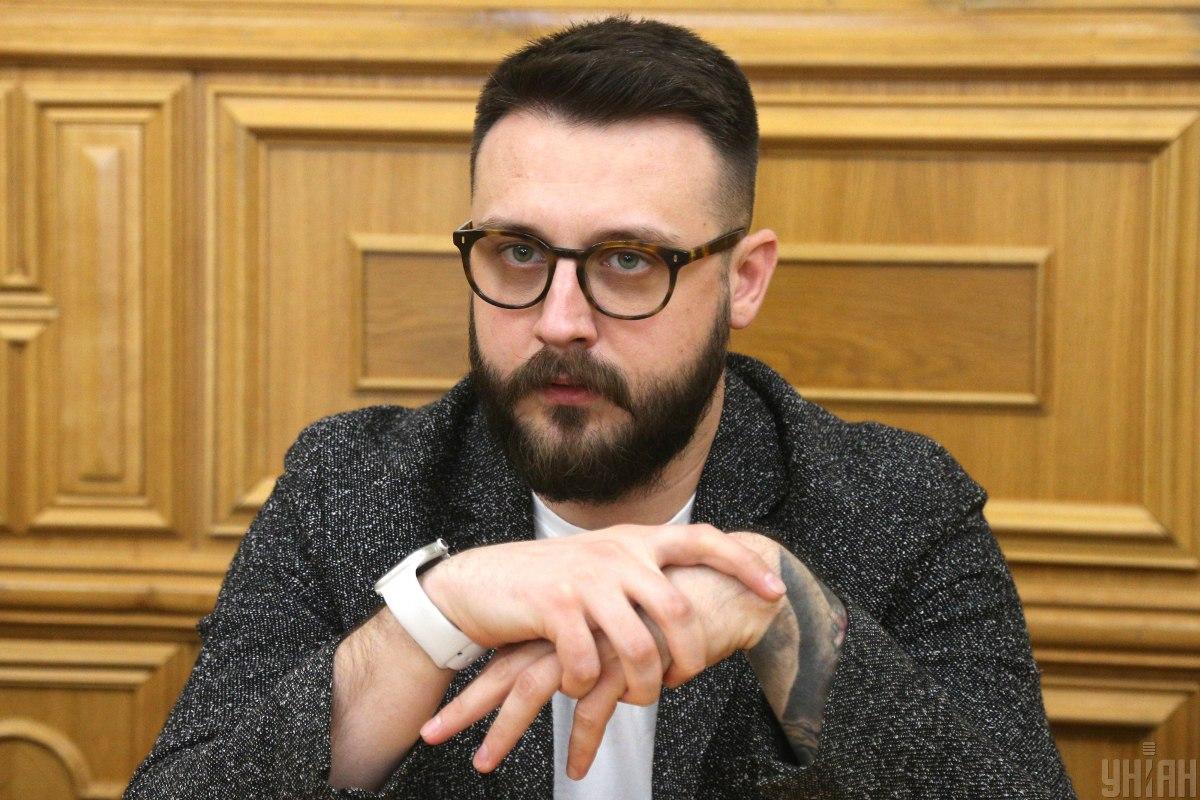 Мстислав Банік / фото УНІАН, Віктор Ковальчук