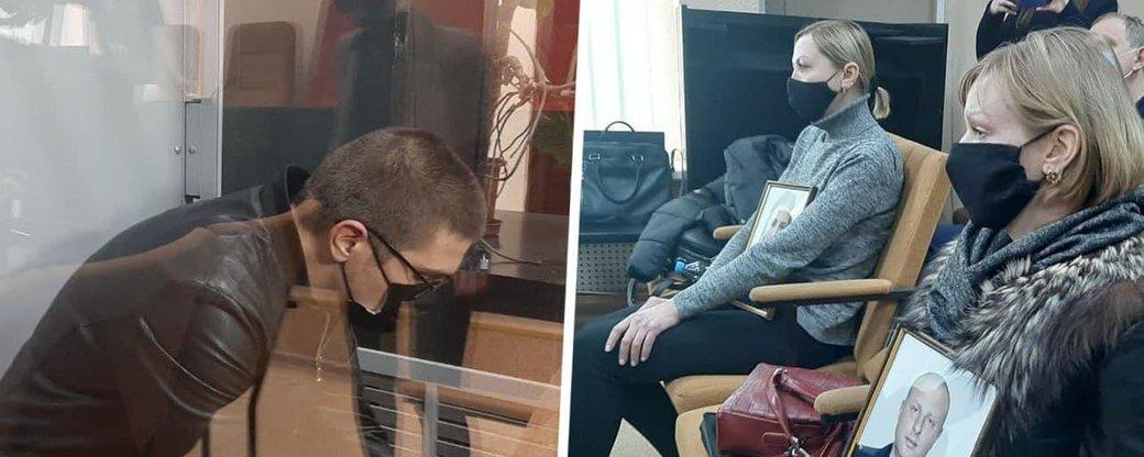 Дмитра Габишева засуджено до 9 років в'язниці за скоєння ДТП із двома загиблими / фото suspilne.media