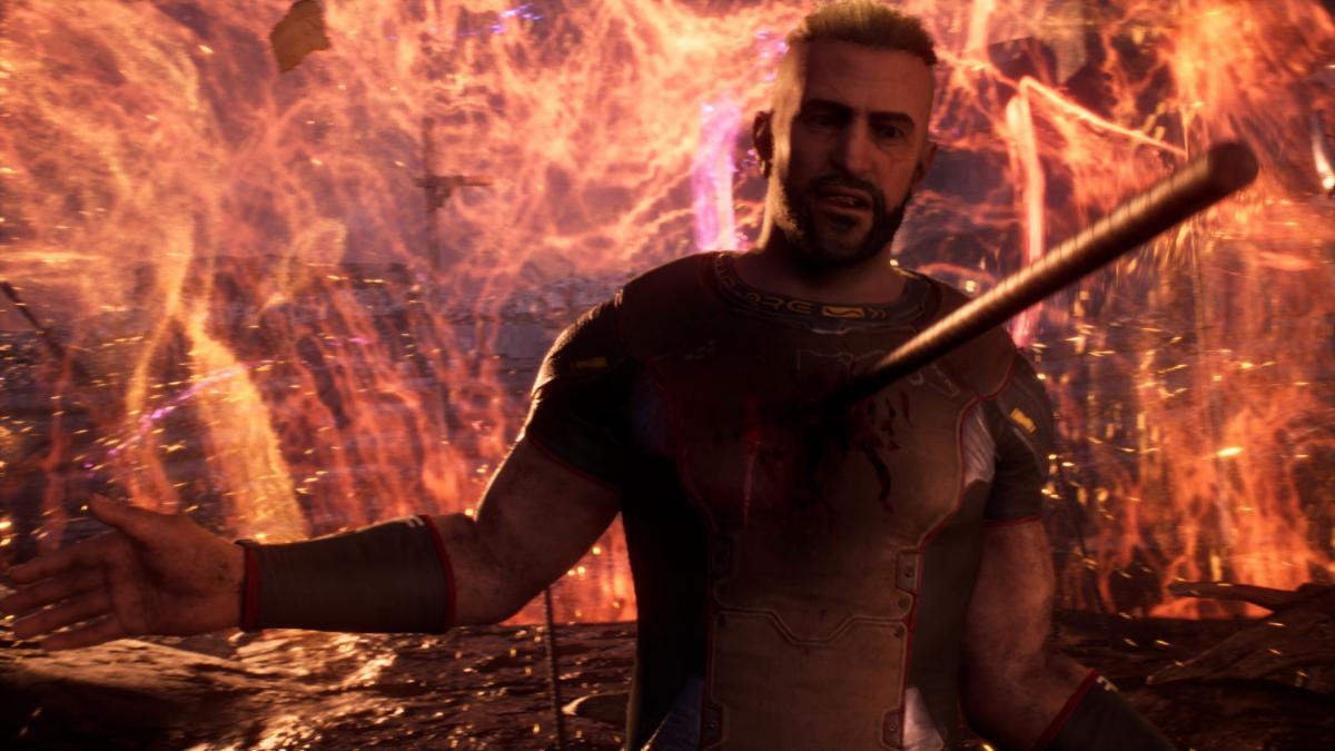 Игра изобилует разнообразными визуальными эффектами / скриншот