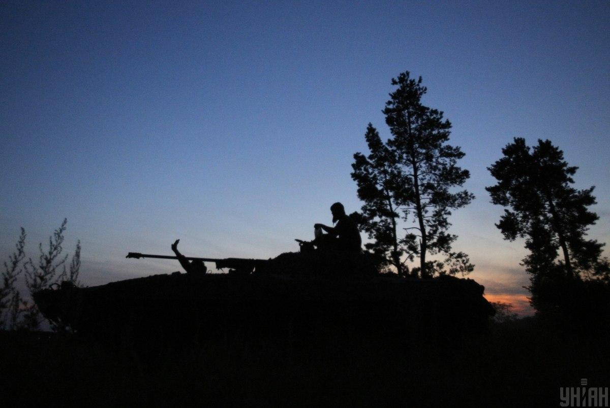 У штабі ООС розповіли, як минула доба на Донбасі / фото УНІАН, Анатолій Степанов