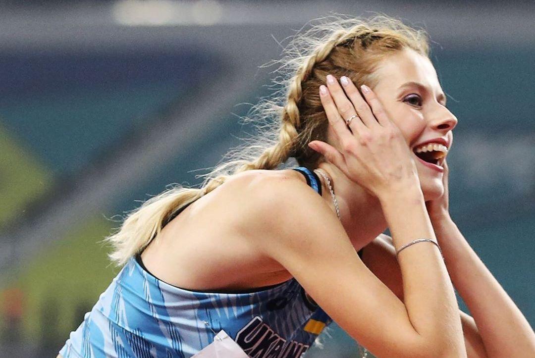 Ярослава Магучіх - рекордсменка світу серед спортсменок до 20 років / фото IAAF