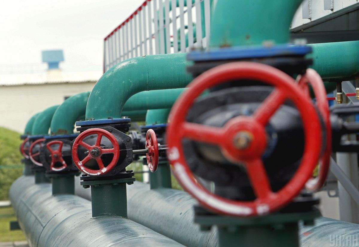 Украина отказалась от экспорта российского газа после оккупации Крыма / фото УНИАН, Александр Синица