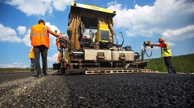 Платной может стать только построенная с нуля дорога, которая является альтернативной существующей бесплатной дороге / фото Укравтодор