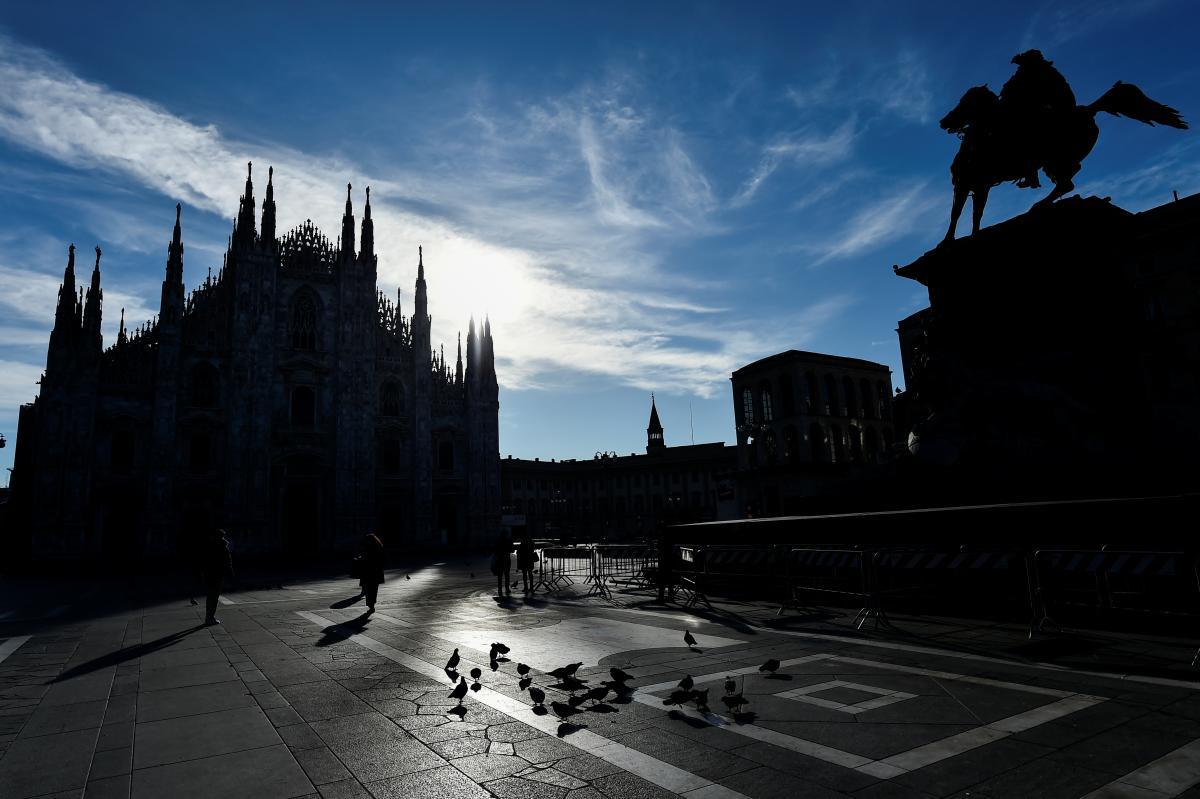 Авиакомпания будет выполнять еще три рейса в итальянские города среди которых Милан \ фото REUTERS