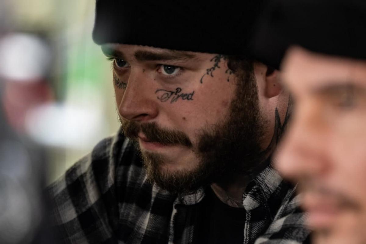 """Рэпер Post Malone также получил роль в фильме Гая Ричи / кадр из фильма """"Гнев человеческий"""""""