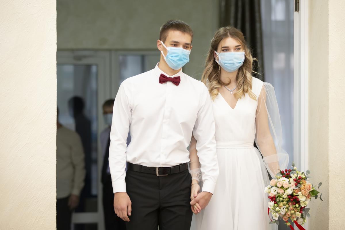 На карантине в Киеве увеличилось количество браков / фотоua.depositphotos.com