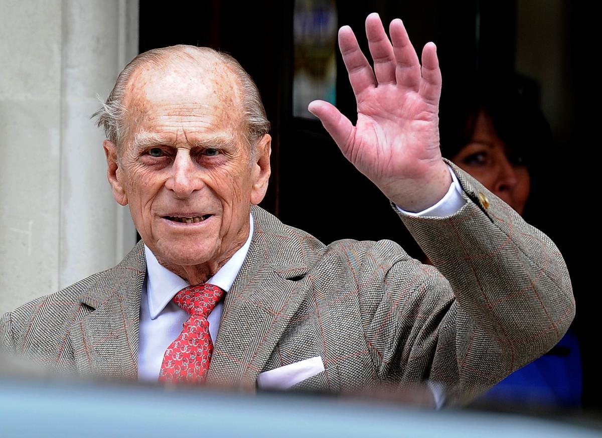 Принц Филипп / фото REUTERS