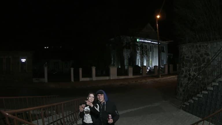 Воров уже задержали / фото департамент муниципальной стражи в Facebook