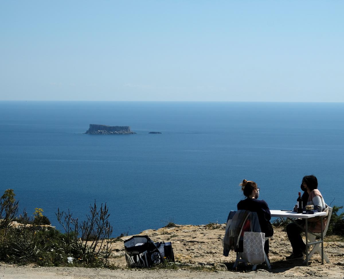 Власти Мальты намерены платить иностранным туристам за пребывание в стране / Фото: REUTERS
