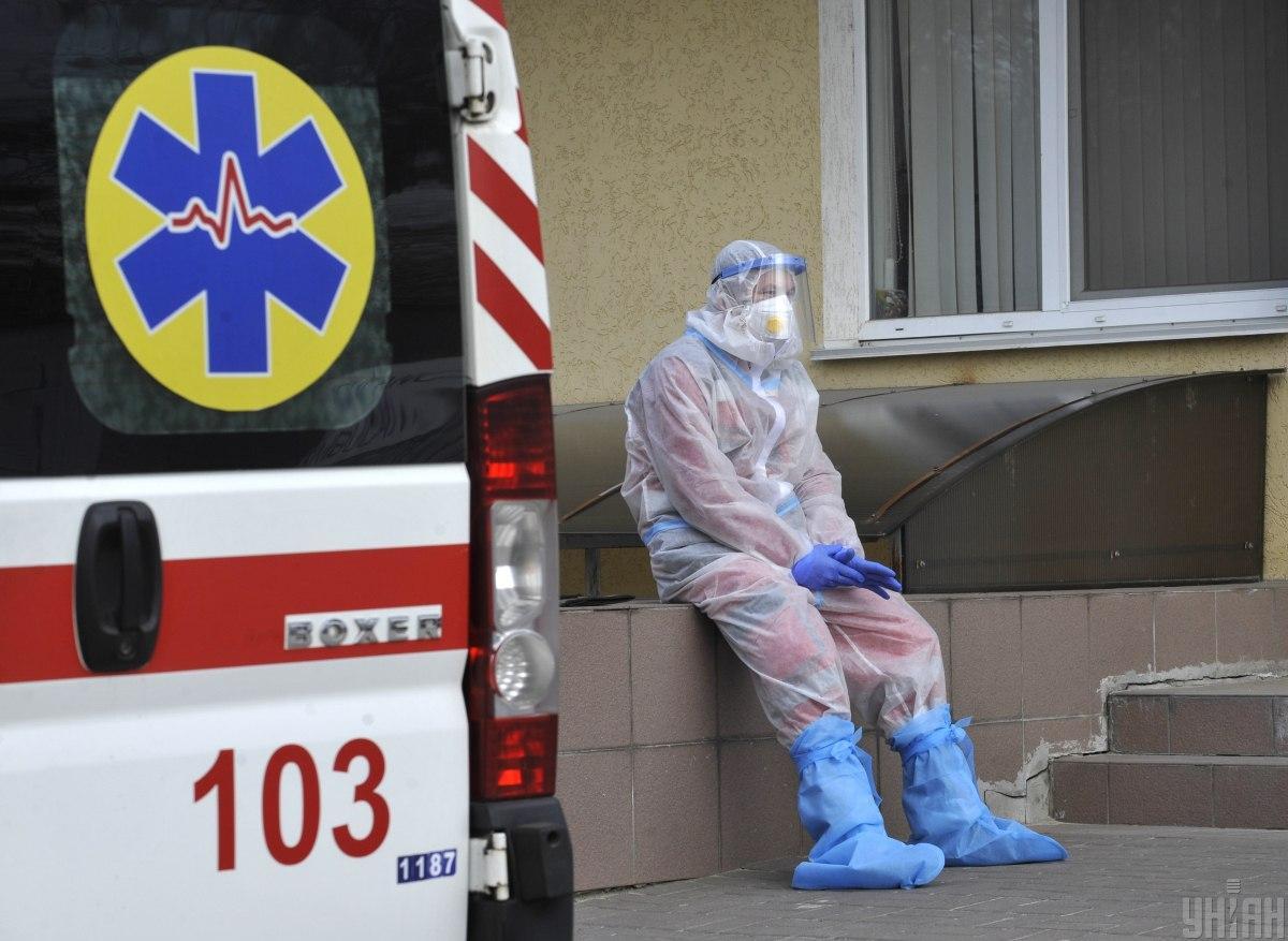 Україна може вийти в лідери за смертністю від коронавірусу в Європі \ фото УНІАН