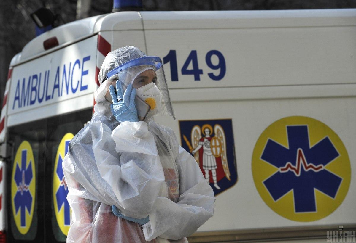 В Україні знижується кількість нових хворих на коронавірус \ фото УНІАН