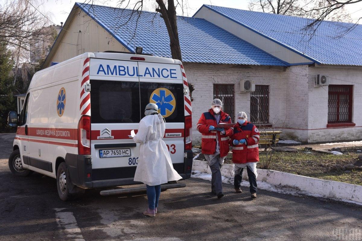"""Все частіше до """"ковідних"""" лікарень потрапляють діти / УНІАН"""