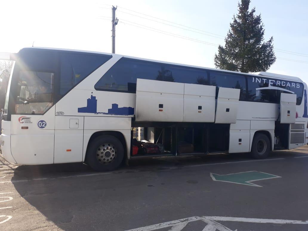 Гражданам Беларуси пограничники установленным порядком отказали в пропуске на территорию Украины / фото dpsu.gov.ua