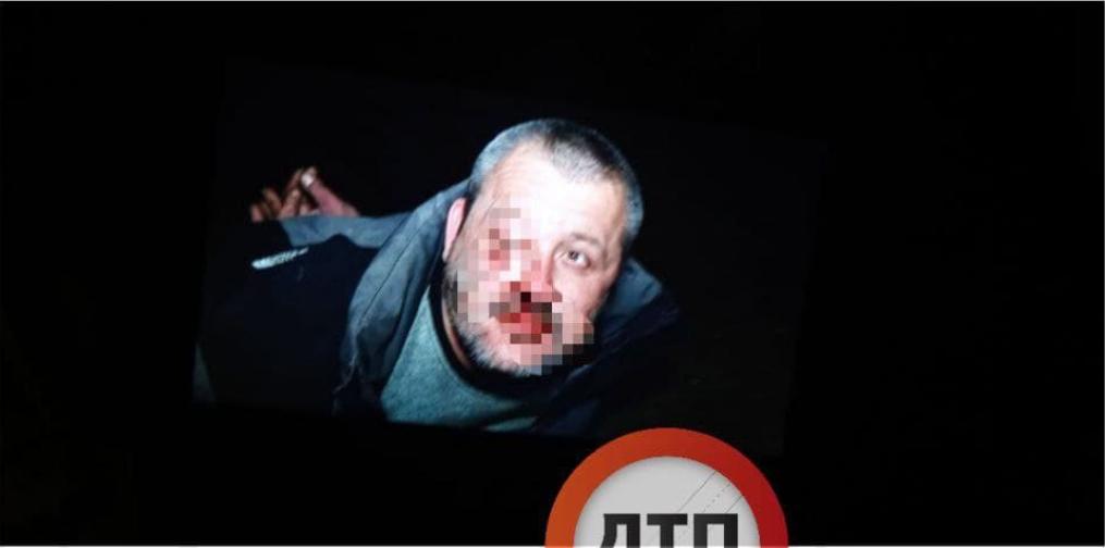 В Киеве задержали насильника / dtp.kiev.ua