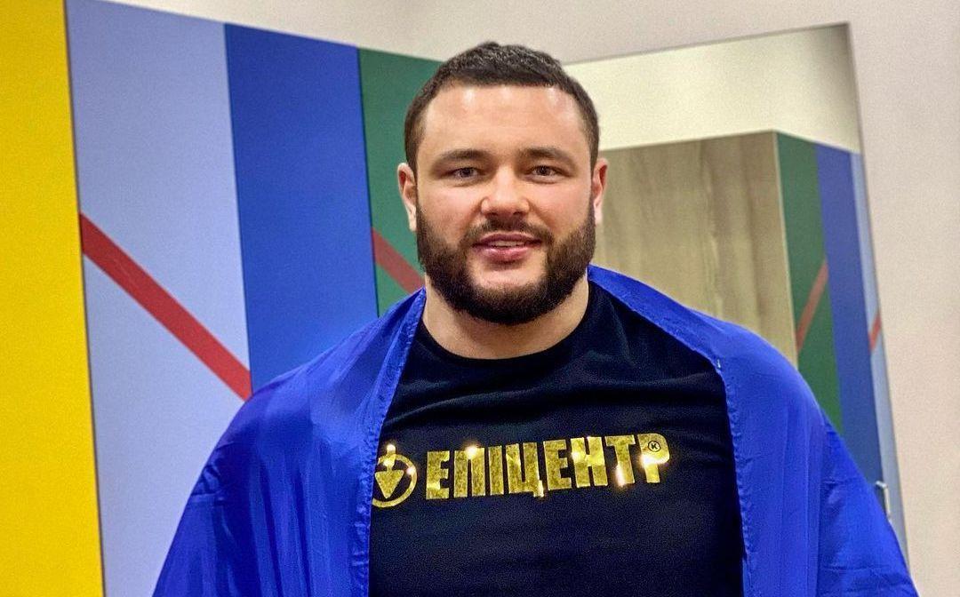 Дмитро Чумак став чемпіоном Європи в Росії / фото instagram.com/dmitryichumak