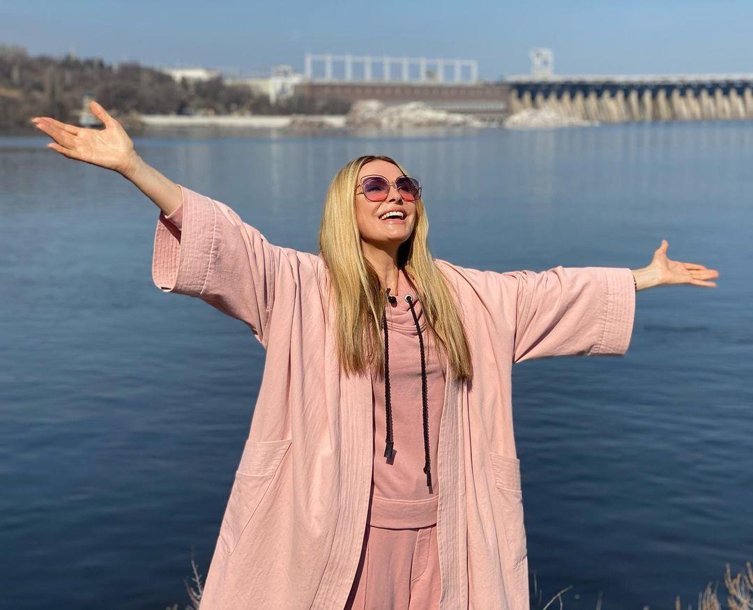Сумская выступила на сцене / instagram.com/olgasumska