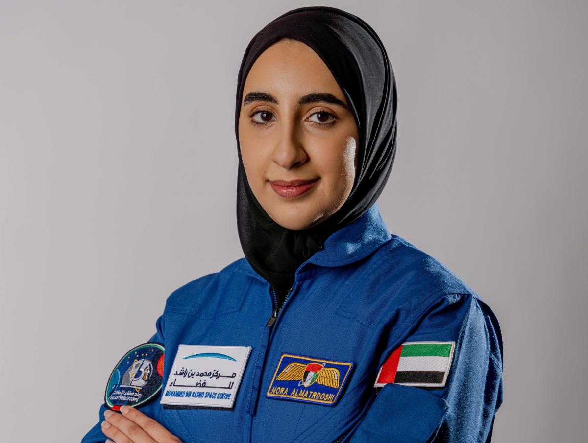 Нура Аль Матрооші може стати першою арабською жінкою-астронавтом / фото REUTERS