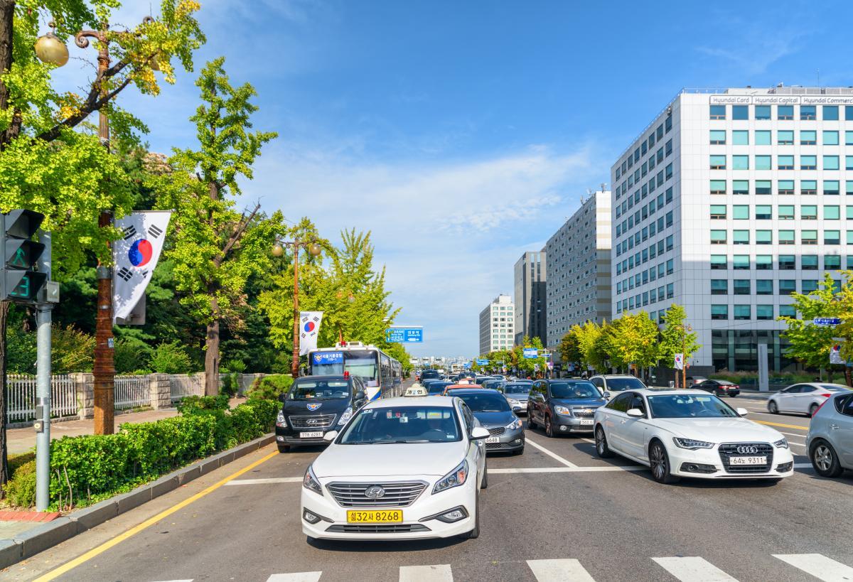 Попит на корейські транспортні засоби збільшився у десять разів / фото ua.depositphotos.com