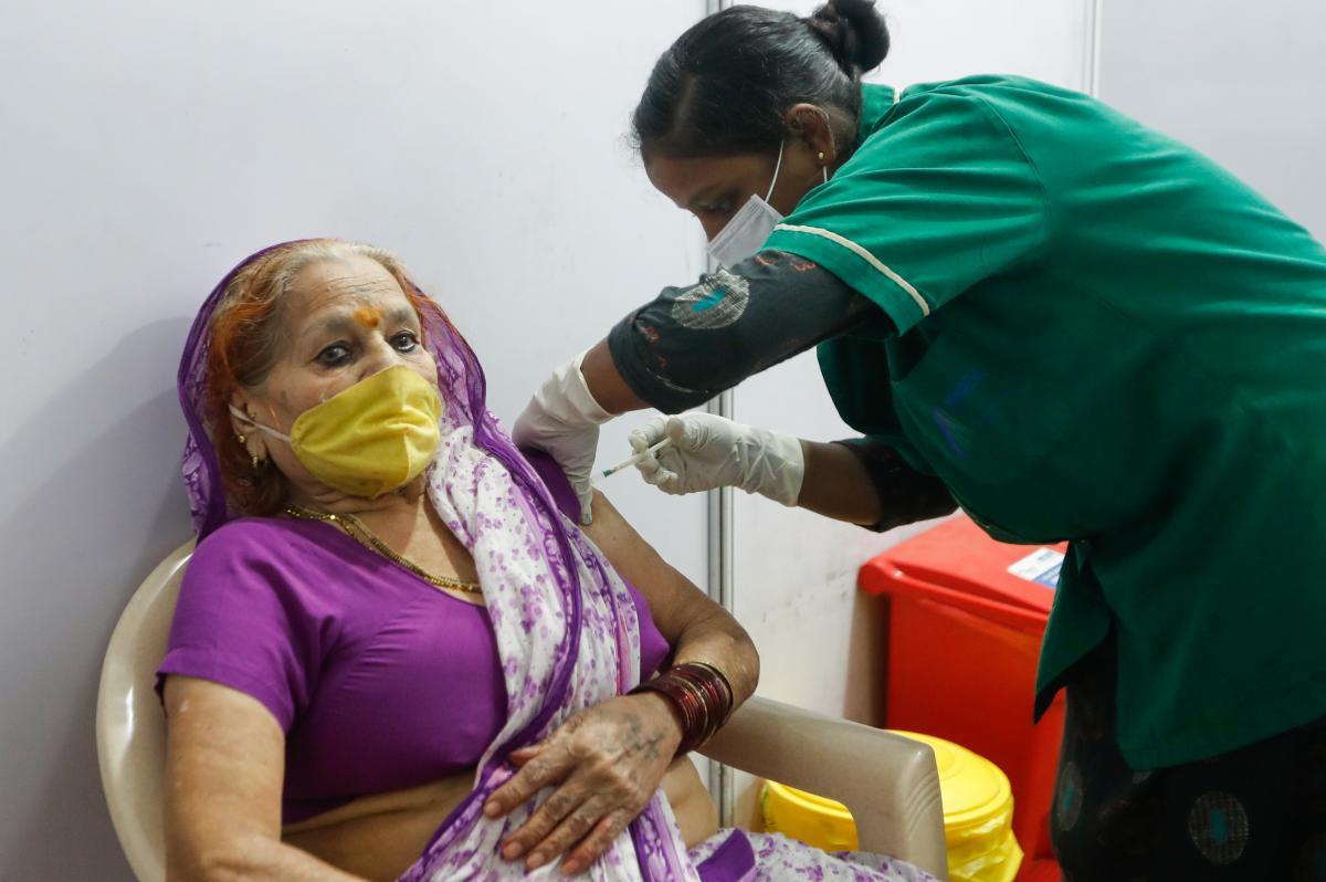 В Индии ожидают рост внутреннего спроса на лекарство / фото REUTERS
