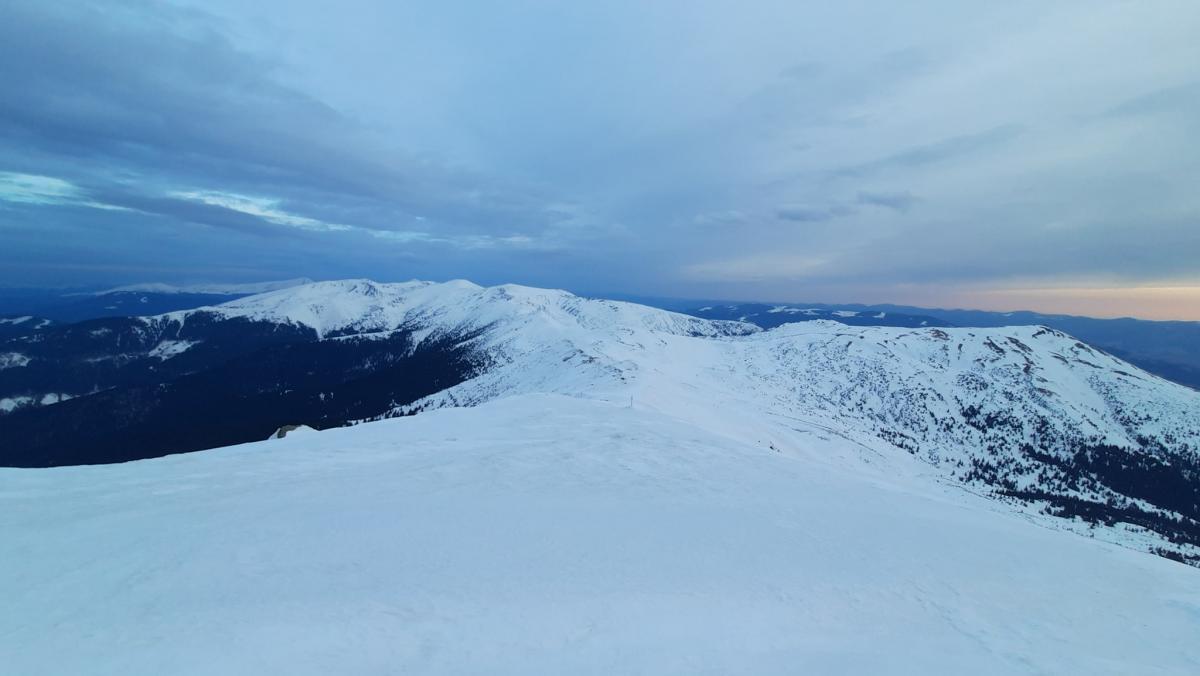 В горах начинается весенняя погода / Фото facebook.com/chornogora.rescue112