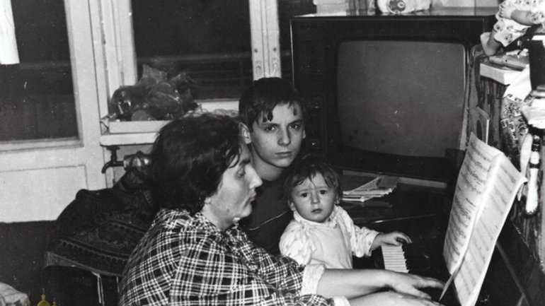 Мама патриарха работала в музыкальной школе преподавателем по классуфортепиано / фото Департамента информации УГКЦ