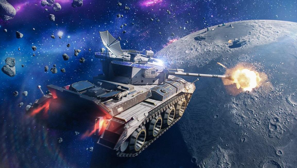 """Режим """"Гравітація"""" триватиме до 18 Квітня / фото wargaming.net"""