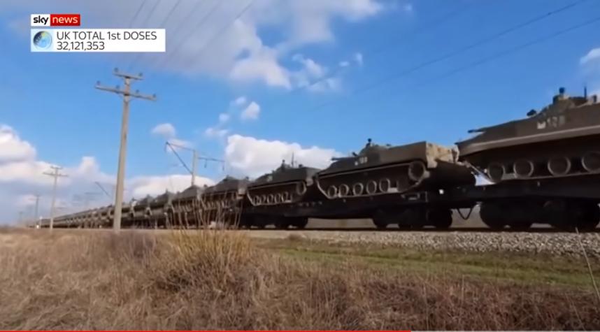 Российская военная техника / скриншот