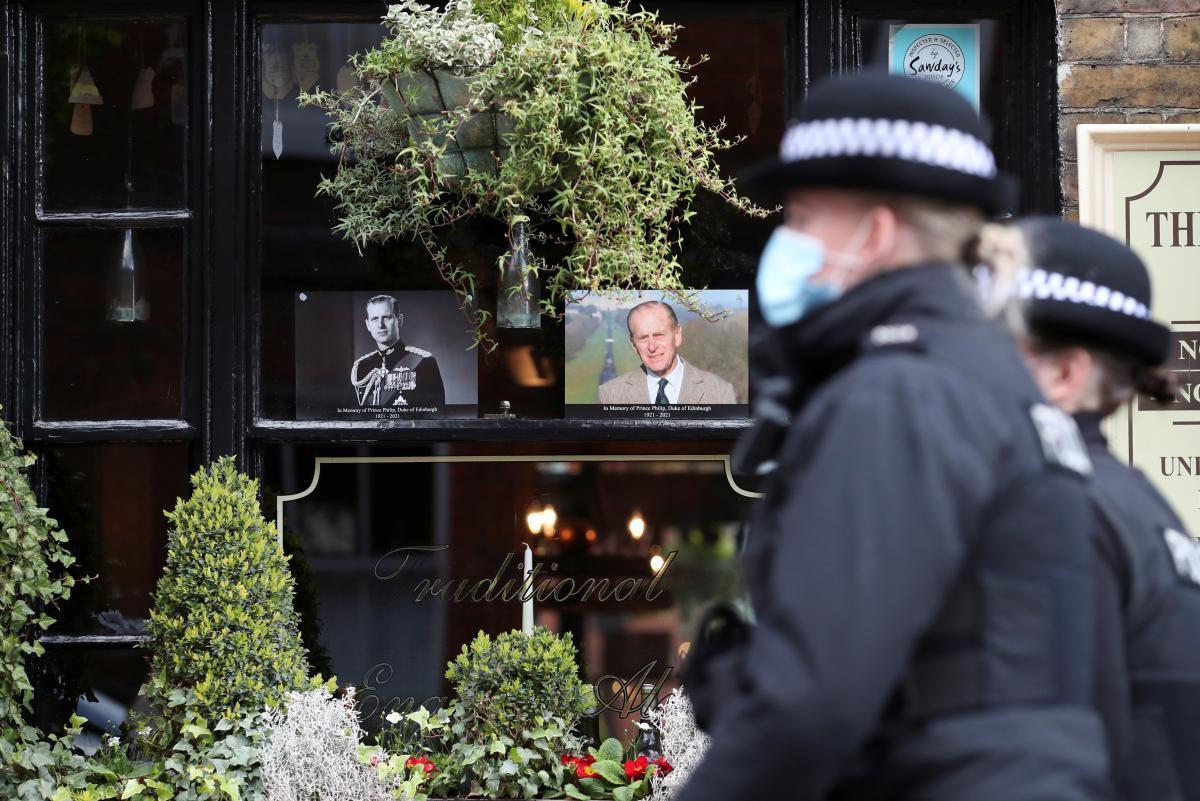 В Лондоне могут установить памятник принцу Филиппу / фото REUTERS