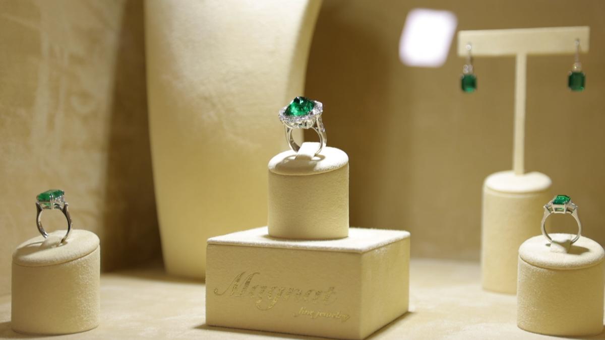 Смарагд VividGreen - це камінь, який володіє найнасиченішим, найціннішим відтінком