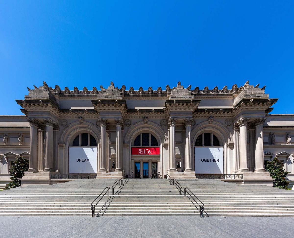 "Музей мистецтва ""Метрополітен"" в Нью-Йорку, США / metmuseum.org"