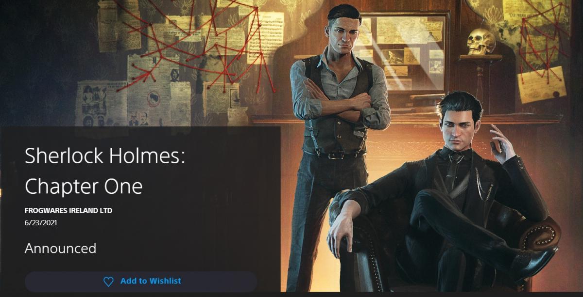 Страница игры в американском PS Store /скриншот