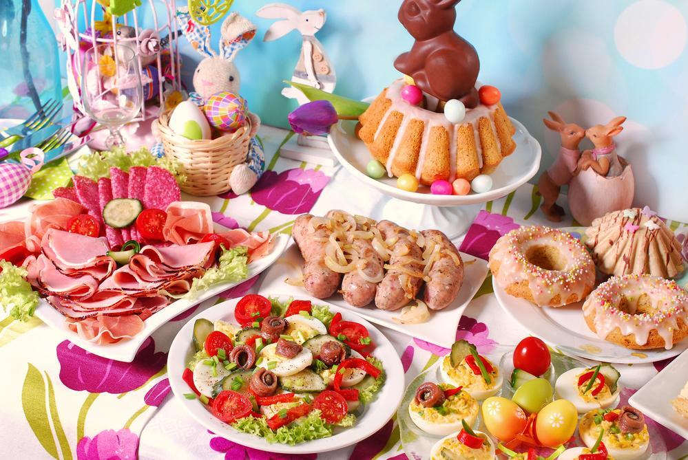 Праздничные рецепты на Пасху / фото ua.depositphotos.com