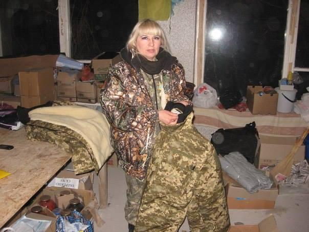 Анжела Мончинская - в Никополе убили известную волонтерку / nikopolpravda.com.ua