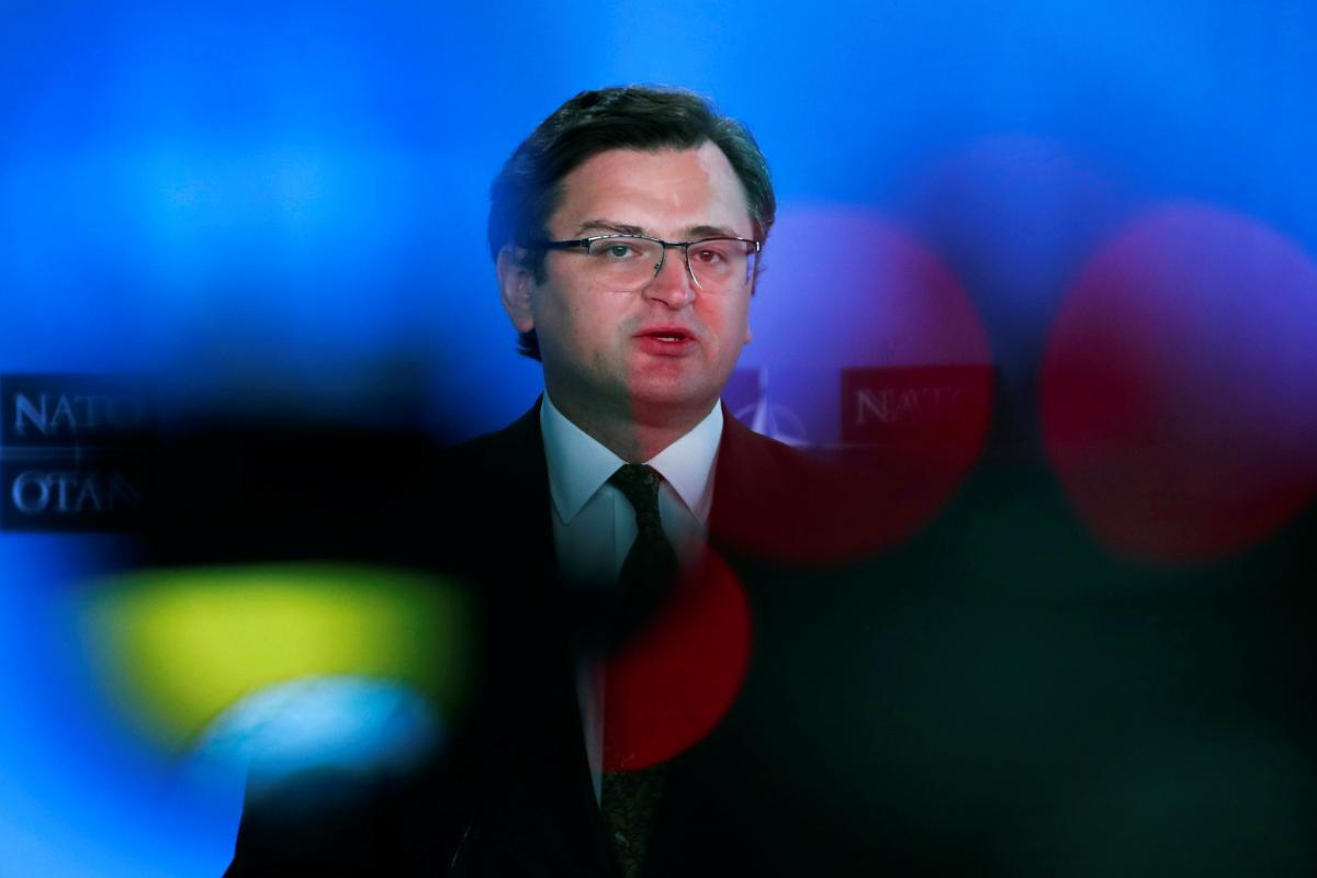 Дмитрий Кулеба назвал направления, на которых РФ наращивает войска / фото REUTERS