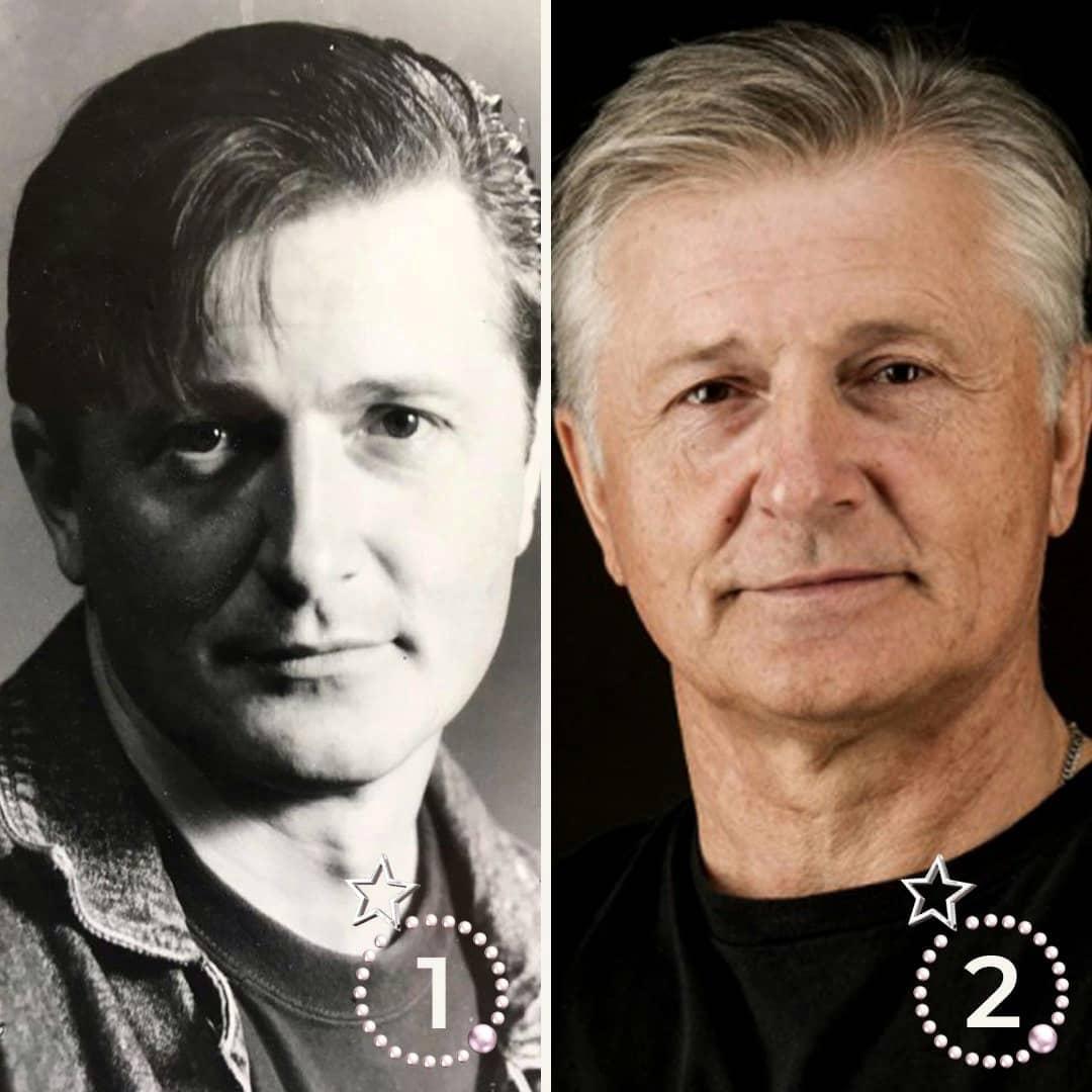 Актер немного изменился за 30 лет / instagram.com/zirkovyi_shlyah