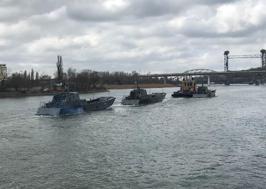 Россия направила в Черное море 15 боевых кораблей / фото Минобороны РФ