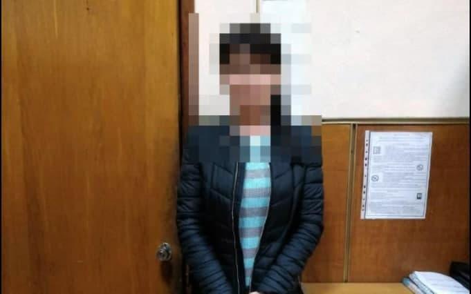 Женщине грозит до 12 лет лишения свободы / фото Нацполиция